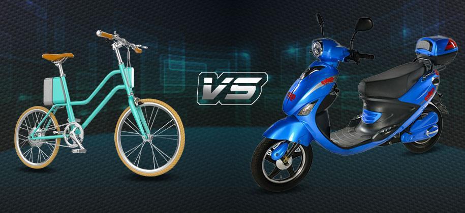Acquistare uno scooter o una Bicicletta Elettrica?